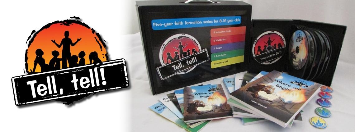 Christian Literature - children faith formation